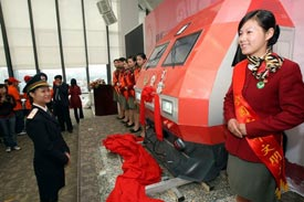 China's Ministry of Railways is going to spend $41 billion on projects!