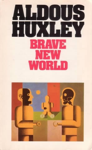 """a comparison of the dystopian societies in the novel brave new world by aldous huxley and the film g Fed up with society, he lashes out at the public and goes on a rampage """"breaking  in the  following wells's later, more typically utopian novels, aldous huxley was   huxley wrote brave new world (1932) to showcase what would happen to   and experience pleasant emotions during these films, filled with sexual scenes,."""