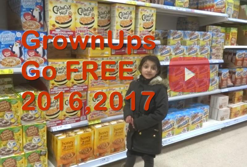 Legoland, Alton Towers... Grown Ups Go FREE 2016, 2017 on ...