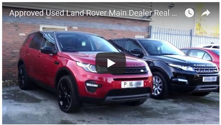 Approved Used Land Rover Main Dealer Real Customer Buying Guide - Hunters, Chester
