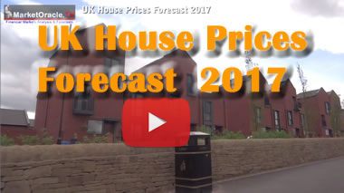 UK House Prices Forecast 2017