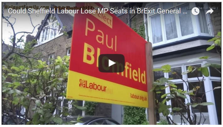 Sheffield Election 2017 Battles - Hallam Clegg, Blomfield Central, Trees and Greens
