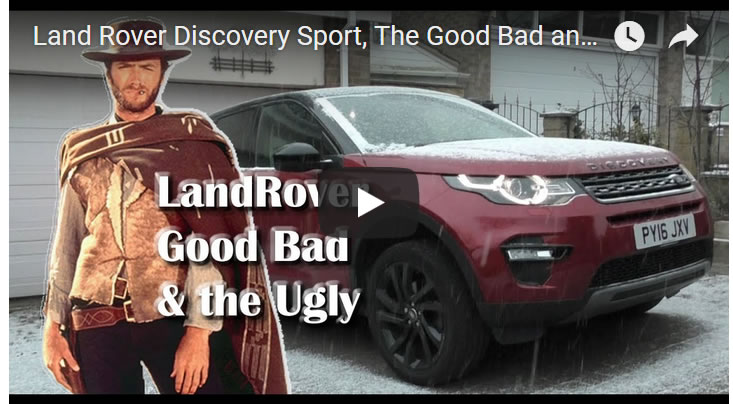 Land Rover Discovery Sport, The Good Bad and Ugly 3 Month Owners Review