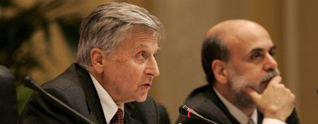Central Bankers Warn of an Impending US Fiscal Crisis - Feds Bernanke, ECB's Trichet