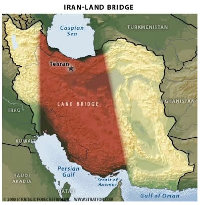 Iran-Land Bridge