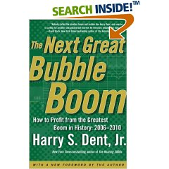 The Next Great Bubble Boom: How to Profit from the Greatest Boom in History: 2006-2010