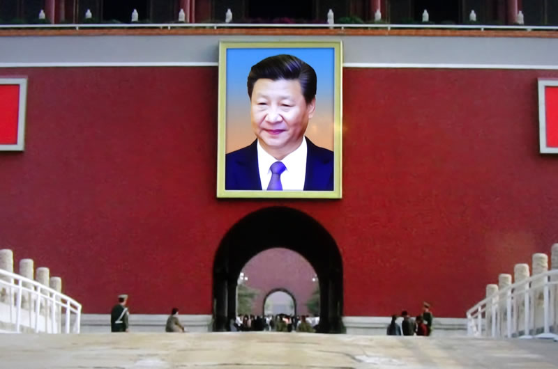 World braces for blowback from Xi Jinping lifetime power play in China