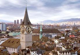 Switzerland may be losing its recognition as a center of wealth and bank account secrecy.