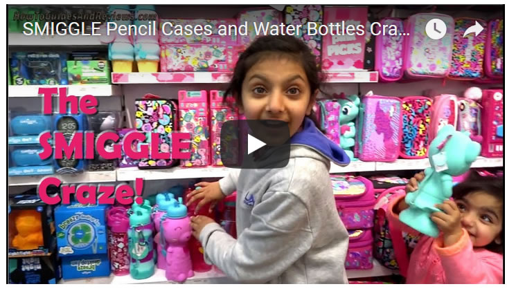 SMIGGLE Pencil Cases and Water Bottles Craze Parents Nightmare!