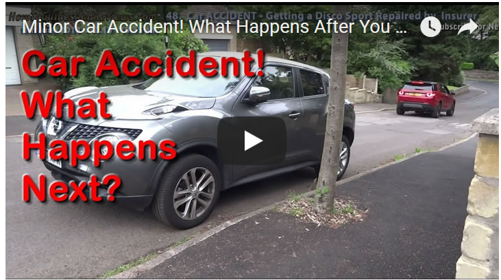 Minor Car Accident! What Happens After You Report Your Accident to Your Insurer