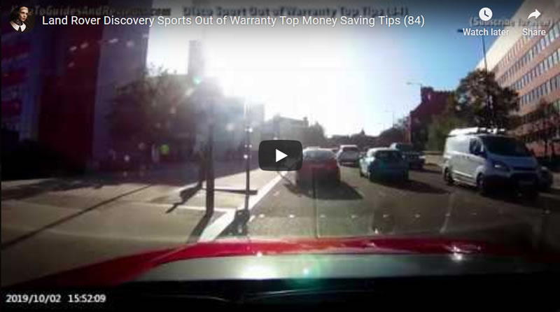 Land Rover Discovery Sports Out of Warranty Top Money Saving Tips