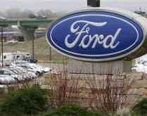 Ford car giant announces record loss of $12.7 billion
