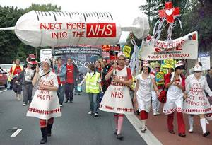 Britain's NHS - One of the the worst health services in Western Europe - How it can be fixed